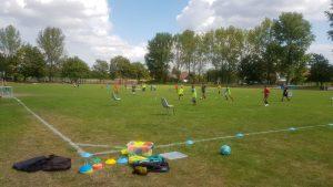 Sommer Fussball Ferienlager