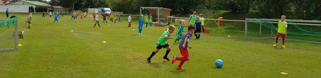 Fussballschule - Ferien Camps